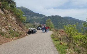 Αιτωλοακαρνανία: Θρίλερ με απανθρακωμένο οδηγό στον δρόμο Μελίγκοβας-Αμβρακίας