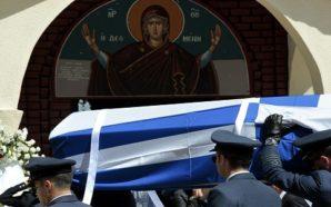 Η Ελλάδα αποχαιρέτησε τον ήρωα σμηναγό Γιώργο Μπαλταδώρο