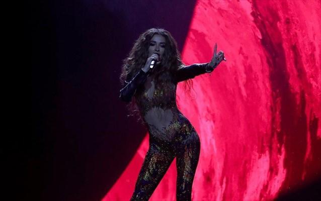 Eurovision: 2η θέση για την Ελένη Φουρέιρα και την Κύπρο
