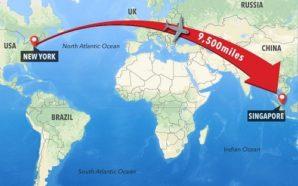 Νέας Υόρκη – Σιγκαπούρη, η μεγαλύτερη απευθείας πτήση στον κόσμο…