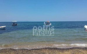 Πύργος: Εντοπίστηκαν οβίδες σε βυθό παραλίας