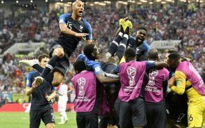 Μουντιάλ 2018: Παγκόσμια Πρωταθλήτρια η Γαλλία