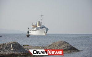 Η θρυλική θαλαμηγός του Ωνάση «Χριστίνα» έδεσε στο Μεσολόγγι